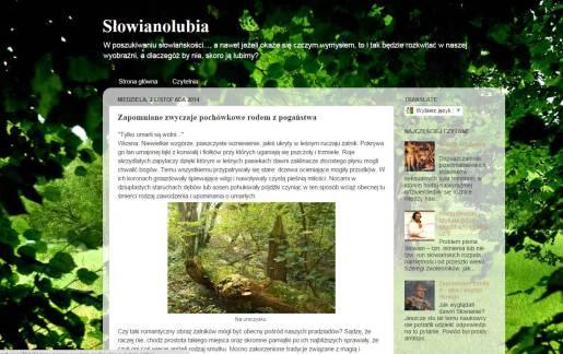 slowianolubia