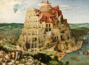 z17485635Q,Wieza-Babel--Pieter-Bruegel-starszy---Wedlug-Bibli