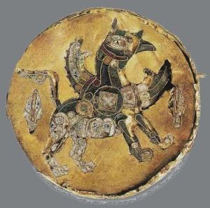 Griffon byzantin Louvre Paris ed2