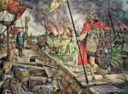 Vikings in Dorestad
