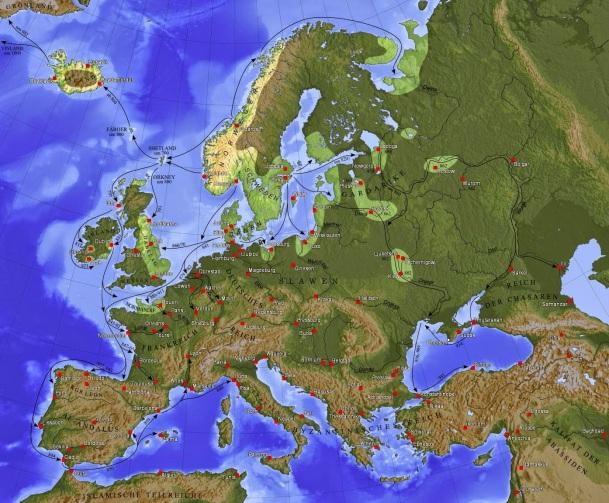 Wikinger Karte ed1