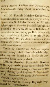 Kronika Prokosza – Bibliografia - 12