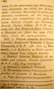 Kronika Prokosza – Bibliografia - 18