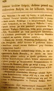 Kronika Prokosza – Bibliografia - 2