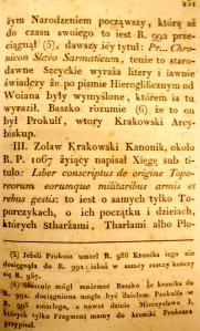 Kronika Prokosza – Bibliografia - 5