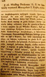 Kronika Prokosza – Dzieje Mieszka - 2