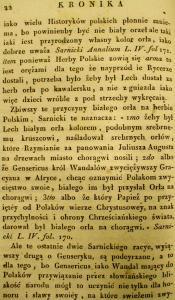 Kronika Prokosza – Rozdział II - 11