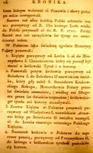 Kronika Prokosza – Rozdział II - 13