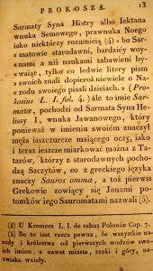 Kronika Prokosza – Rozdział II - 2