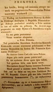 Kronika Prokosza – Rozdział II - 4