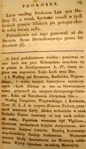 Kronika Prokosza – Rozdział II - 8