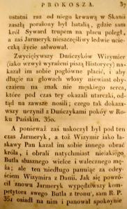 Kronika Prokosza – Rozdział III - 11