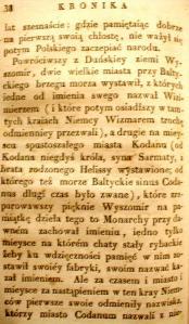 Kronika Prokosza – Rozdział III - 12