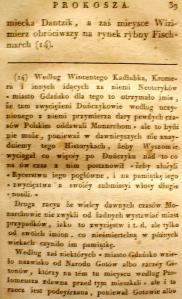 Kronika Prokosza – Rozdział III - 13