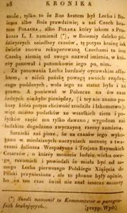 Kronika Prokosza – Rozdział III - 2