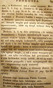 Kronika Prokosza – Rozdział IV - 11