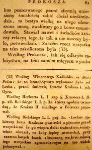Kronika Prokosza – Rozdział IV - 13