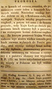 Kronika Prokosza – Rozdział IV - 15