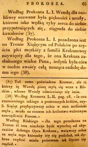 Kronika Prokosza – Rozdział IV - 17