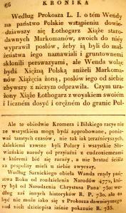 Kronika Prokosza – Rozdział IV - 18