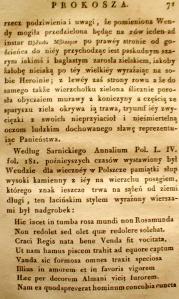 Kronika Prokosza – Rozdział IV - 23