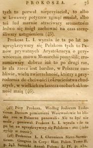 Kronika Prokosza – Rozdział IV - 27