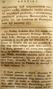 Kronika Prokosza – Rozdział IV - 30