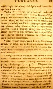 Kronika Prokosza – Rozdział IV - 35