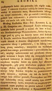 Kronika Prokosza – Rozdział IV - 36