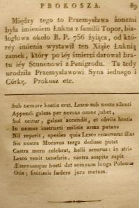 Kronika Prokosza – Rozdział IV - 41
