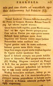 Kronika Prokosza – Rozdział V - 19