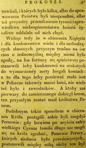 Kronika Prokosza – Rozdział V - 2