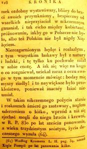 Kronika Prokosza – Rozdział V - 22
