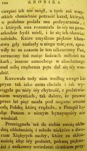 Kronika Prokosza – Rozdział V - 28