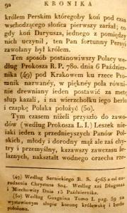 Kronika Prokosza – Rozdział V - 3