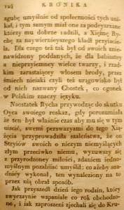 Kronika Prokosza – Rozdział V - 30