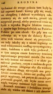 Kronika Prokosza – Rozdział V - 32