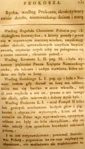 Kronika Prokosza – Rozdział V - 37