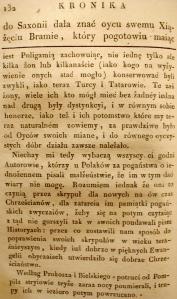 Kronika Prokosza – Rozdział V - 38