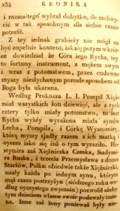 Kronika Prokosza – Rozdział V - 40