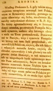 Kronika Prokosza – Rozdział V - 44