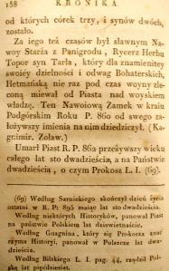 Kronika Prokosza – Rozdział VI - 16