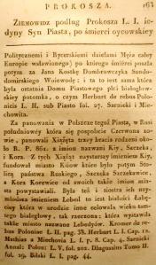 Kronika Prokosza – Rozdział VI - 21
