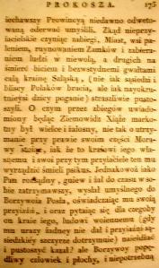Kronika Prokosza – Rozdział VI - 33