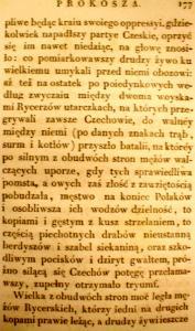 Kronika Prokosza – Rozdział VI - 35