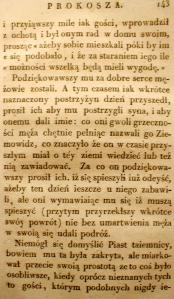 Kronika Prokosza – Rozdział VI - 4