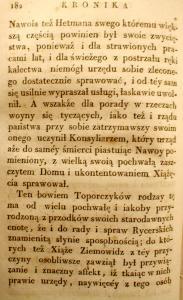 Kronika Prokosza – Rozdział VI - 40