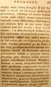 Kronika Prokosza – Rozdział VI - 43