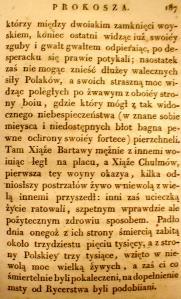 Kronika Prokosza – Rozdział VI - 45