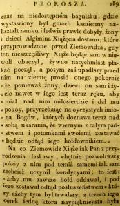 Kronika Prokosza – Rozdział VI - 47
